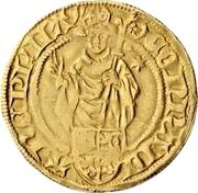 1 Goldgulden - Konrad III. von Dhaun – obverse