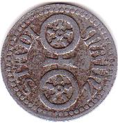 5 Pfennig - Mainz – obverse