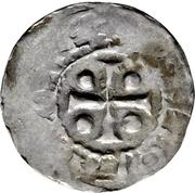 1 Pfennig - Arnulf von Kärnten – obverse