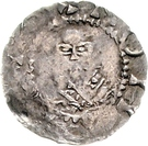 1 Denar - Heinrich II. – obverse