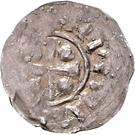 1 Denar - Konrad II. – reverse