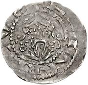 1 Pfennig - Heinrich III. the Black – obverse
