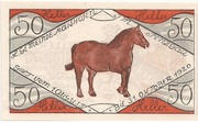 50 Heller (Maishofen) – reverse