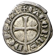 Malla - Jaime II – reverse