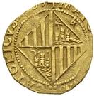 4 Escudos (Felipe III) – reverse