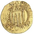 4 Escudos (Felipe III) – obverse