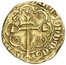 ¼ Real - Pedro IV (shell) – reverse