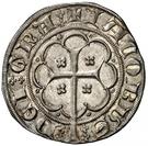 ½ Real - Jaime II – reverse