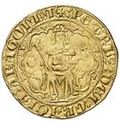 Real - Pedro IV (rose) – obverse