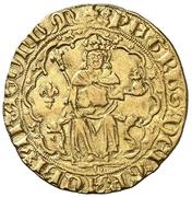 Real - Pedro IV (fleur-de-lis) – obverse