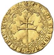 Real - Pedro IV (fleur-de-lis) – reverse