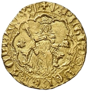 Real - Pedro IV (shell) – obverse