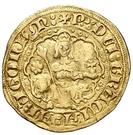 ½ Real - Pedro IV (rose) – obverse