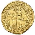 ½ Real - Pedro IV (rose) – reverse