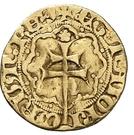 ¼ Real - Pedro IV (rose) – reverse
