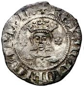 Dinero - Jaime III – obverse