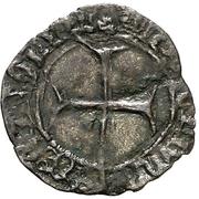 Dinero - Alfonso V – reverse