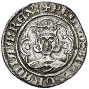 Real - Pedro IV – obverse