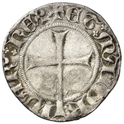 Dobler - Pedro IV – reverse
