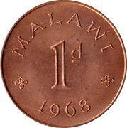 1 Penny – obverse