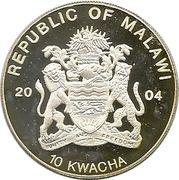 10 Kwacha (Giraffe)