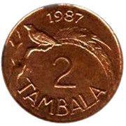 2 Tambala – reverse