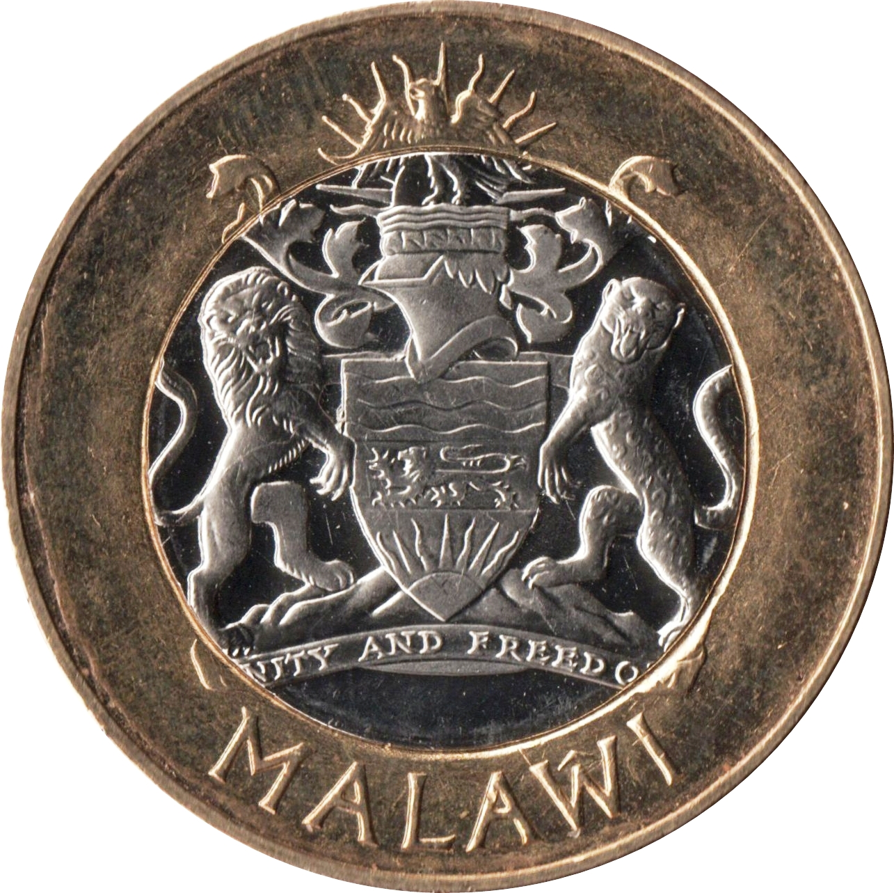 set 9 coins 1 2 5 10 20 50 Tambala 1 5 10 Kwacha 1996-2006 UNC #1 Malawi