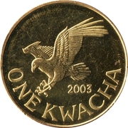 1 Kwacha – reverse