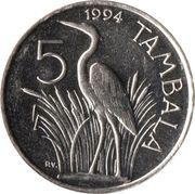 5 Tambala – reverse