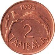 2 Tambala (non-magnetic) – reverse
