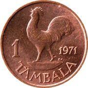 1 Tambala – reverse