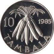 10 Tambala – reverse