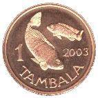 1 Tambala (magnetic) – reverse