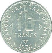 10 Francs (Essai) – obverse