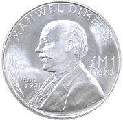 1 Pound (Manwel Dimech) – reverse