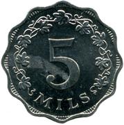 5 Mils -  reverse