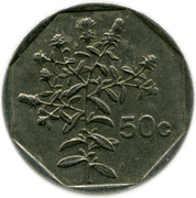 50 Cents -  reverse