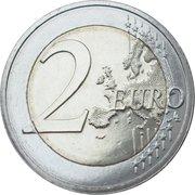 2 Euro (Majority Representation) -  reverse