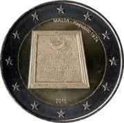 2 Euro (Republic of Malta 1974) -  obverse
