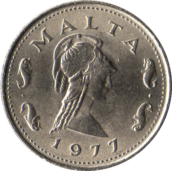 2 Cents Malta Numista