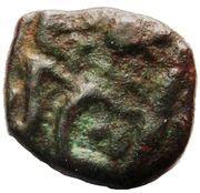 ¼ Falus - Ghiyath Shah – reverse