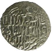 Double Dirham - al-Nâsir Hasan (Bahri dynasty - Amida Mint) – obverse