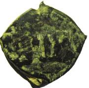Fals - al-Nasir Faraj (Burji dynasty) – obverse