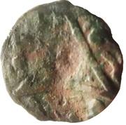 Fals - al-Mansûr Muhammad II - 1361-1363 AD (Bahri dynasty - Dimashq Mint) – reverse