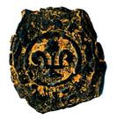 Fals - al-Nasir Faraj (Burji dynasty  - Halab Mint) – reverse