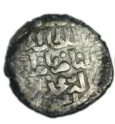 Dirham- al-Nāṣir Muhammad I (Bahri dynasty) – obverse