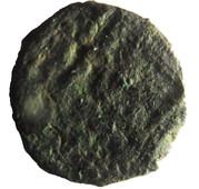Fals - al-Nāṣir Muhammad I (Bahri dynasty - Dimashq Mint) – reverse