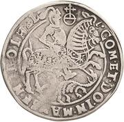 ½ Thaler - Volrat VI., Jobst II. and Wolfgang III. – reverse
