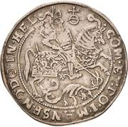 ¼ Thaler - Volrat VI., Jobst II., Wolfgang III. and Bruno – reverse