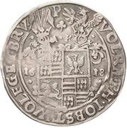 ½ Thaler - Volrat VI., Jobst II., Wolgang III. und Bruno III. – obverse
